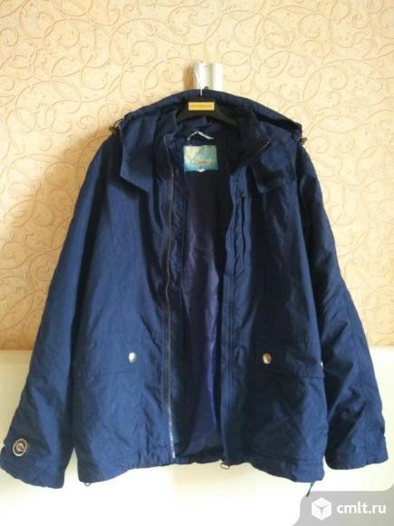 Фирменная куртка Lamo, осень/весна, р-р 42. Фото 1.