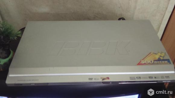 Видеоплеер BBK DV524SI