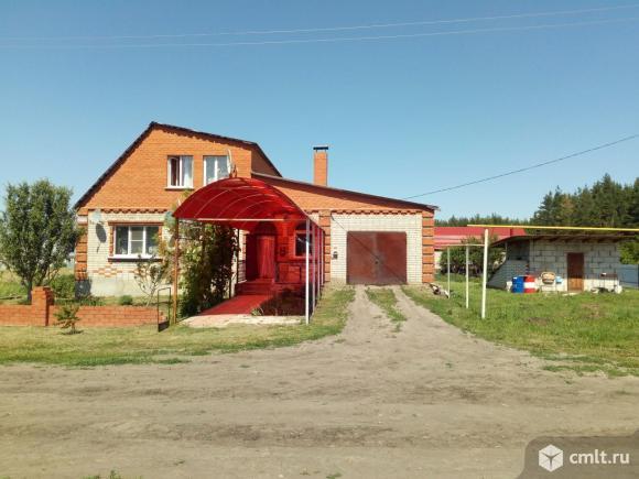 Дом 163 кв.м., рядом с озером и лесом!. Фото 1.