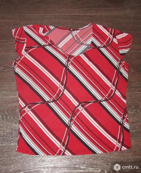 Блузки футболку