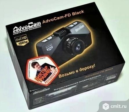 Как новый Видеорегистратор AdvoCam FD Black. Фото 1.