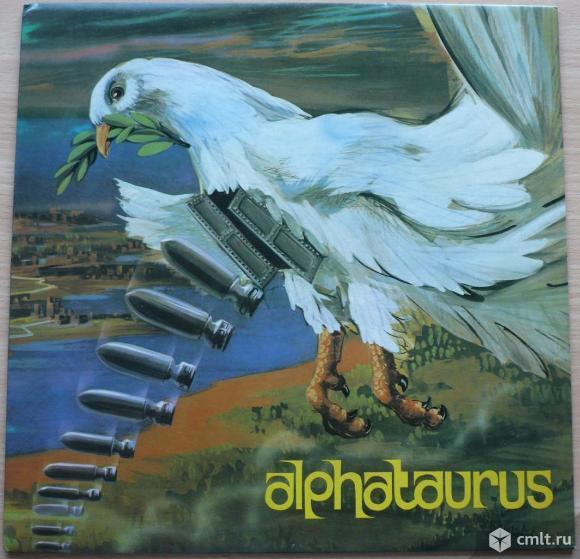 "Грампластинка (винил). Гигант [12"" LP]. Alphataurus. 1973 Magma. Si-Wan Records. 1992. Южная Корея.. Фото 1."