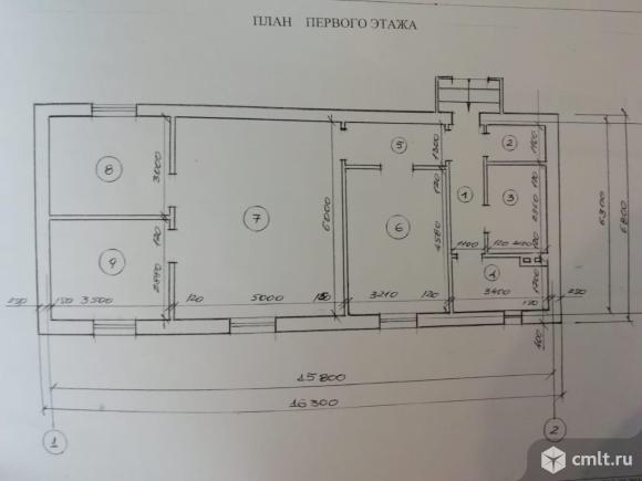 Дом 110 кв.м. Фото 1.
