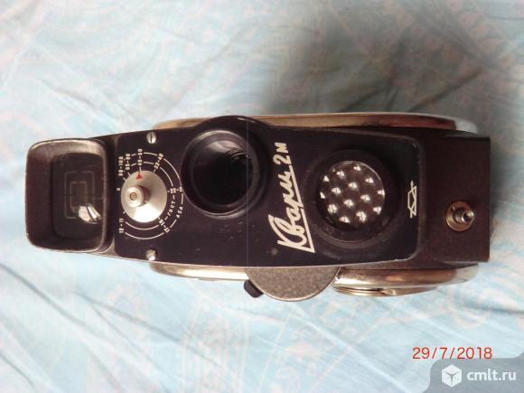 Кинокамера плёночная Кварц 2м. Фото 1.