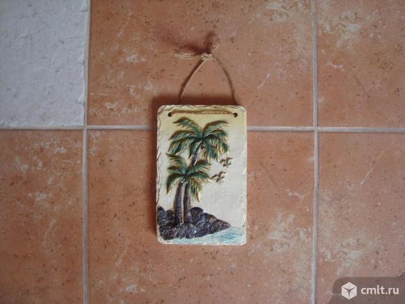Панно керамическое из Доминиканы