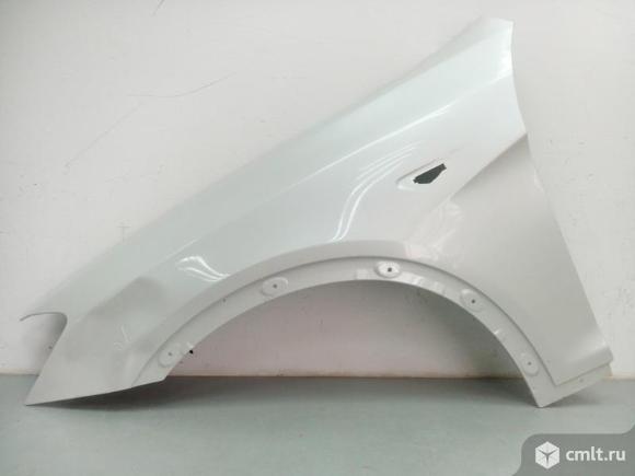 Крыло левое BMW X3 F25 11- б/у 41357267323 3*. Фото 1.