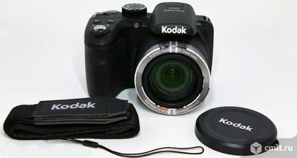 Новый фотоаппарат Kodak pixpro AZ401. Фото 1.