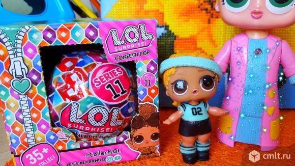 Куклы лол (LOL) 6, 8, 10, 11 серии. Фото 4.