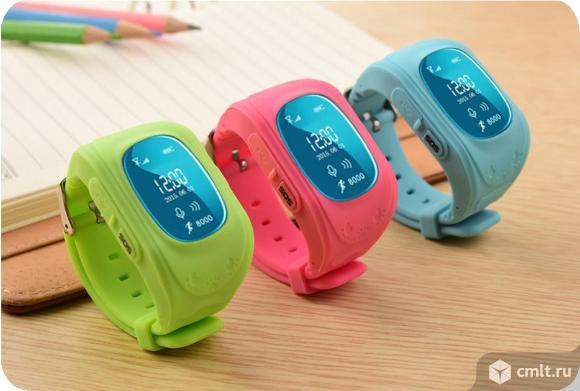 Детские умные часы Baby Watch Q50 беспл. дост.. Фото 1.