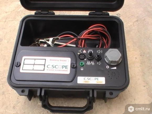 Генератор C.Scope (33 kHz) для трассоискателя