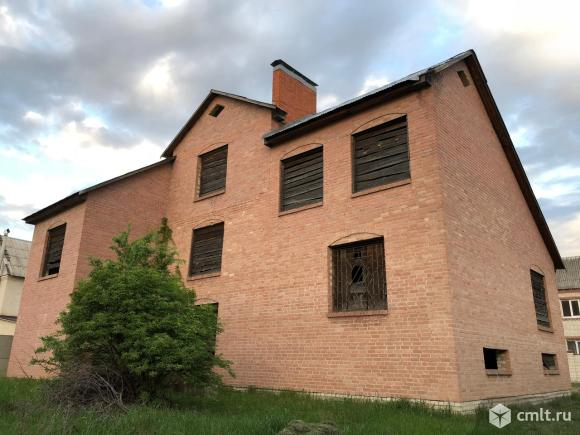 Дом 650 кв.м на участке 8 соток. Фото 1.