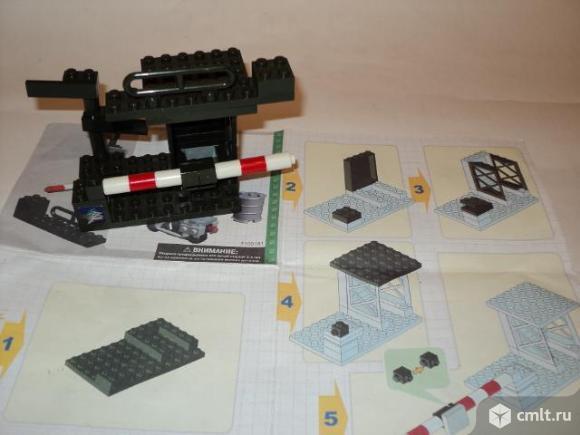 Конструктор типа Лего Lego. Фото 5.