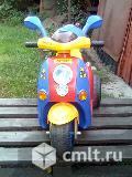 Продам детский мотоцикл б/у без аккумулятора