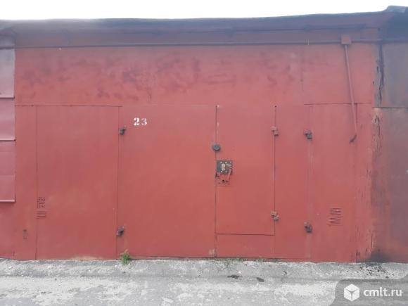 Капитальный гараж 49,7 кв. м Полюс. Фото 1.