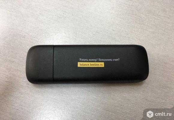 USB модем 4G Beeline ZTE MF 823 D. Фото 3.