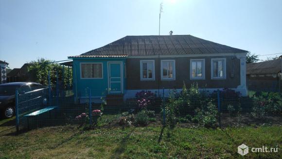 Дом 60,4 кв.м. Фото 1.