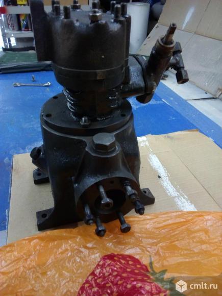 Двигатель на компрессор