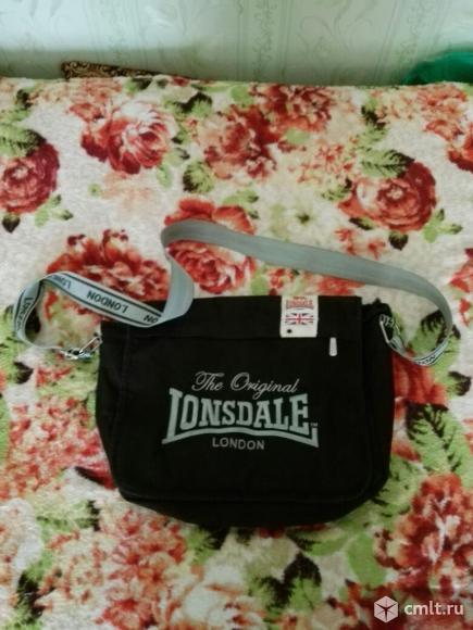 Сумка Lonsdale. Фото 1.