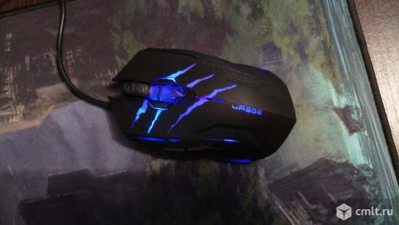 Мышь hama uRage Reaper Neo оптическая