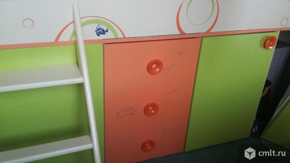 Кровать комбинированная со столом. Фото 5.