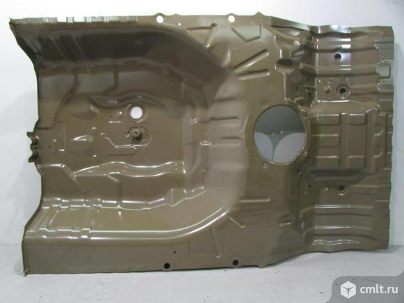 Панель пола задняя часть ниша запасного колеса HONDA CIVIC 4D 12- новая оригинал 04655TR3A00ZZ 5*. Фото 1.