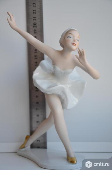 Статуэтка Танцовщица. Балерина. Германия.. Фото 1.
