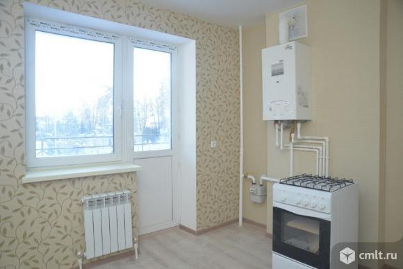 1-комнатная квартира 40,77 кв.м. Фото 1.