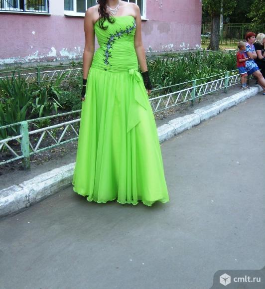 Выпускное платье!. Фото 1.