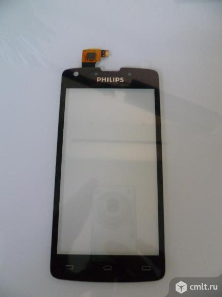 Тачскрин для телефона PHILIPS W8510