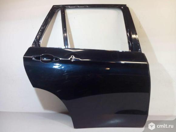 Дверь задняя правая BMW X5 F15 13- б/у 41517386740 3*. Фото 1.