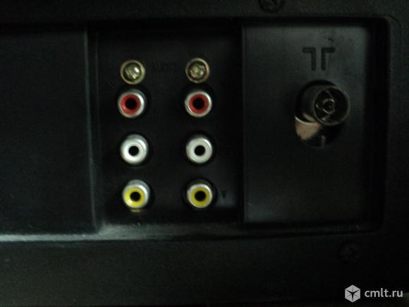 """Телевизор кинескопный цв. Hitachi 37 см HITACHI 14"""". Фото 5."""
