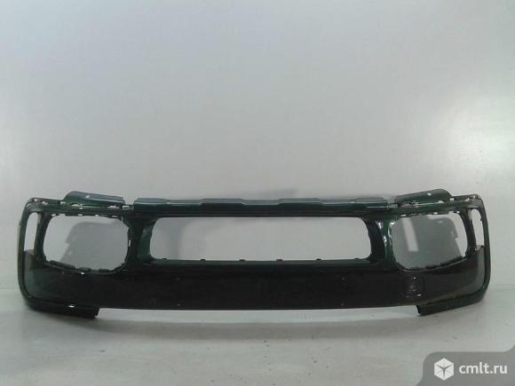 Бампер передний + накладка MINI COOPER COUNTRYMAN F60 16- б/у 51117478626 51117405409 4*. Фото 1.