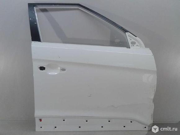 Дверь передняя правая HYUNDAI CRETA 15- б/у 76004M0000 3*. Фото 1.