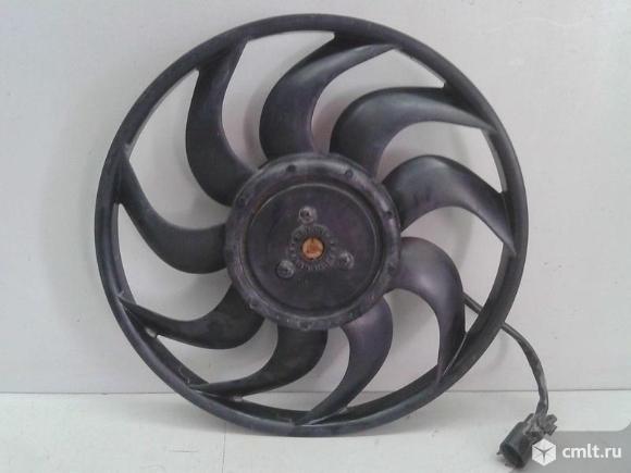 Вентилятор охлаждения (авто без конд.)  LADA GRANTA 12-/ KALINA 12- б/у 21900133202511 3137230264 4*. Фото 1.