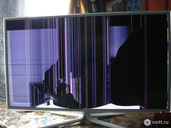 Куплю современный led телевизор с разбитой матрицей,но рабочий с пультом