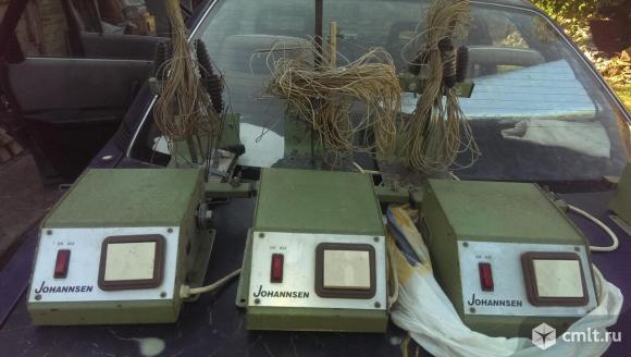 Johansen. Комплект электропривода для перемещения мишени в тире. Германия.. Фото 1.