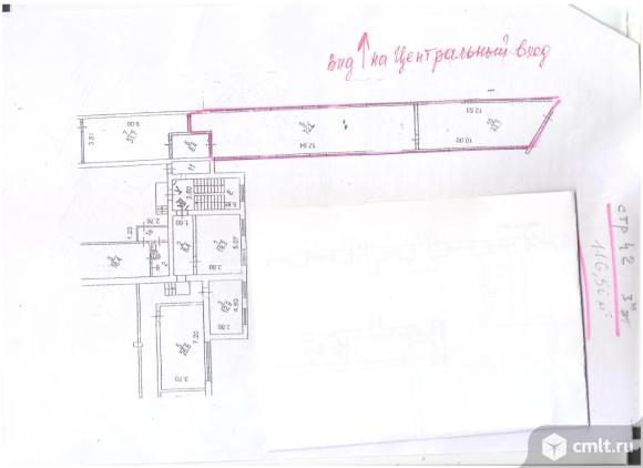 Аренда офиса 116.5 м2, 126 403 руб./мес.