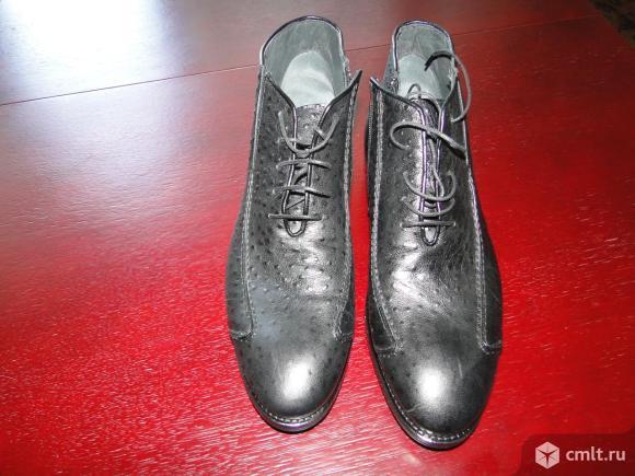 Ботинки италия Stefano Ricci. Фото 1.