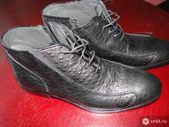 Ботинки италия Stefano Ricci. Фото 5.
