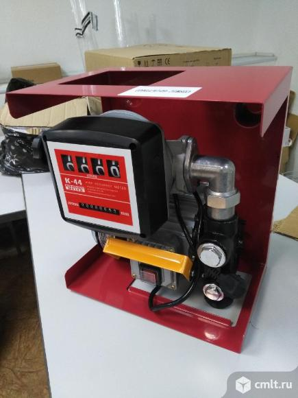 Комплект перекачивающий для дизтоплива 220 В.. Фото 1.
