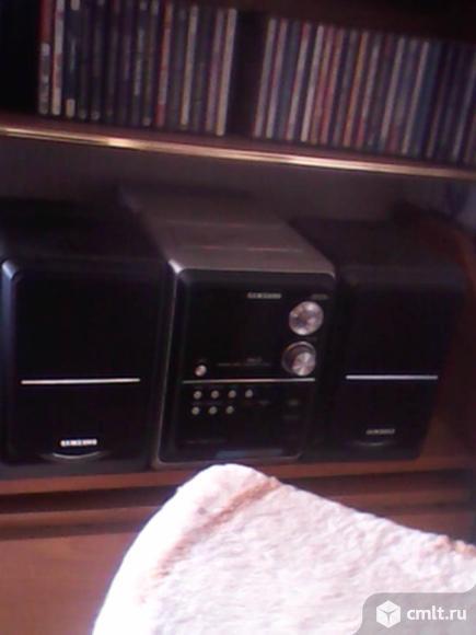 Аудиосистема Samsung ММ-С8. Фото 1.