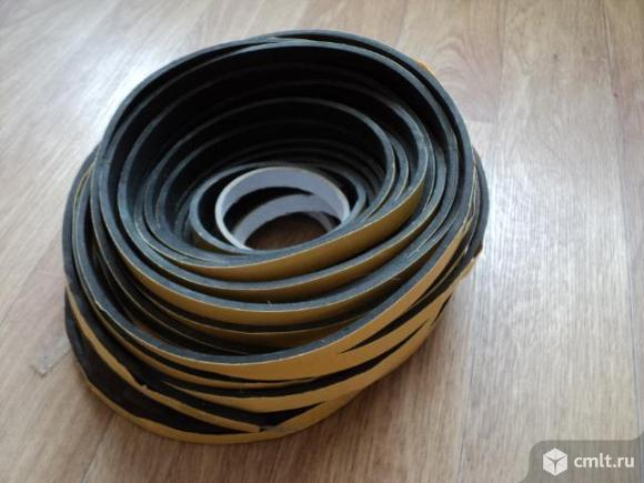 Резиновый уплотнитель. Фото 1.