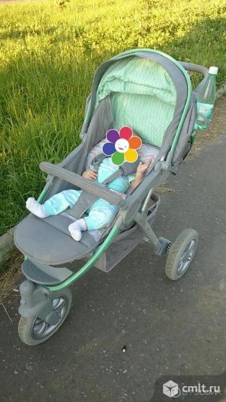 """Продаю коляску Happy Baby """"NEON SPORT"""" (цв. Green)"""
