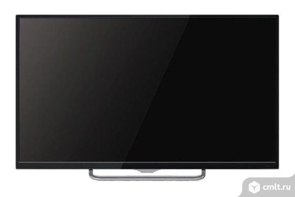 "Новый, гарантия год 24"" (60 см) DVB-T2, USB OK. ODL24680H-TB Телевизор. Фото 1."