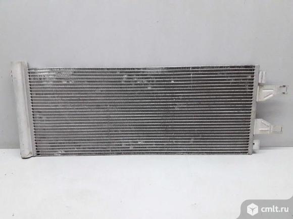 Радиатор кондиционера PEUGEOT BOXER 06-/FIAT DUCATO/CITROEN JAMPER 06- б/у 6455EP 6455HC 1343785080. Фото 1.