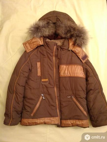 Куртка зимняя и штаны Pikolino р.116