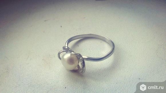 Продам серебряное колечко. Фото 2.