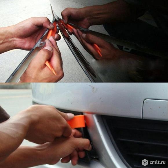 Набор для снятия обшивки салона автомобиля. Фото 6.