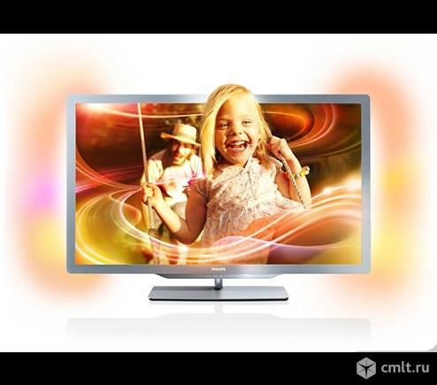 Телевизор ж/к hilips. Фото 1.