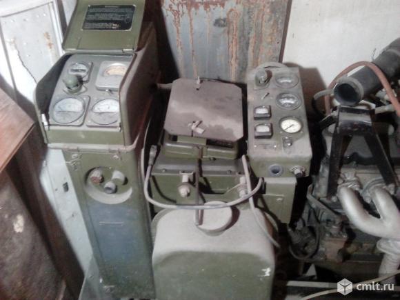 Электрогенератор 10 квт. военный с консервации. Фото 4.